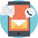 Mobile Communication Telecommunication Icon