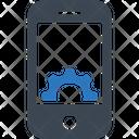 Configuration Mobile Preferences Icon