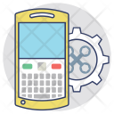 Mobile Configuration Phone Icon