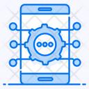Mobile Configuration Mobile Development Mobile Setting Icon