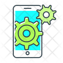 Mobile Configuration Configuration Device Icon