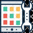 Mobile Configure Icon