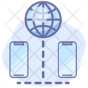 Mobile Connect Network Icon