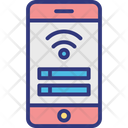 Mobile Connectivity Mobile Hotspot Wifi Device Icon