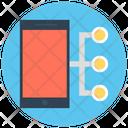 Mobile Connectivity Icon