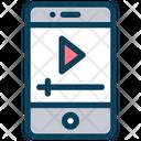 Mobile Content Icon