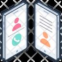Communication Mobile Conversation Telecommunication Icon