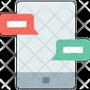 Communicationv Mobile Conversation Conversation Icon