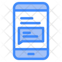 Mobile Conversation Mobile Conversation Icon