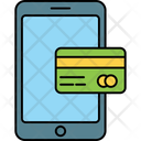 Mobile Credit Card Icon