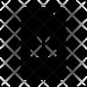 Mobile Danger Icon