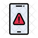 Mobile Danger Icon