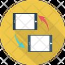 Mobile Data Icon