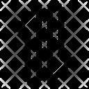 Arrow Data Transfer Icon