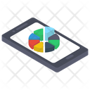 Mobile Data Analytics Icon