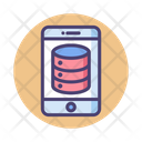 Mobile Database Mobile Database Icon