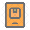 Mobile Delivery Icon