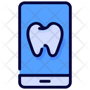 Application Care Dental Icon