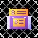 Deposit Banking Apply Icon