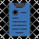Mobile Design Design Profile Icon