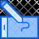 Mobile Design Icon