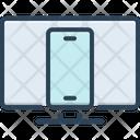 Mobile Desktop Icon