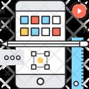 Mobile Development Ui Icon
