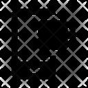 Smartphone Puzzle Element Icon