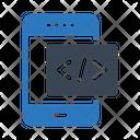 Mobile Development Icon