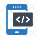 Mobile Development Coding Programming Icon