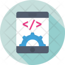 Mobile Development Api Icon