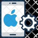 Mobile Development Configuration Icon