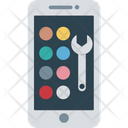 Mobile Development App Development Mobile Ui Icon