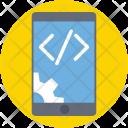 Mobile Development Settings Icon