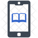 Mobile Dictionary Icon
