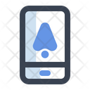 Mobile Direction Icon