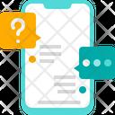 Mobile Discussion Icon