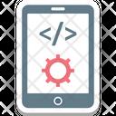 Mobile Div Icon