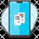Mobile Document Icon