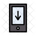 Mobile Download Icon