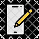Mobile Edit Icon