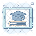 Mobile App Mobile Education Education App Icon