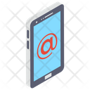 Mobile Email Mail Electronic Message Icon