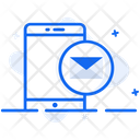 Mobile Email Electronic Mail Mobile Communication Icon