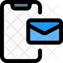 Mobile Email Email Online Email Icon