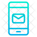 Mobile Message Mail Icon