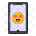Phone Emoji Mobile Emoji Smiley Icon
