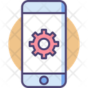Mobile Engineering Mobile Development Mobile Icon