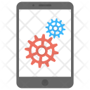 Mobile Engineering Icon