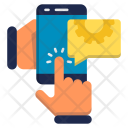 Mobile Communication Phone Icon